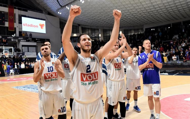 Παρθενική νίκη με ρεκόρ για Μπούντουκνοστ στην Euroleague, δυσκολεύτηκαν Αρμάνι και Ρεάλ
