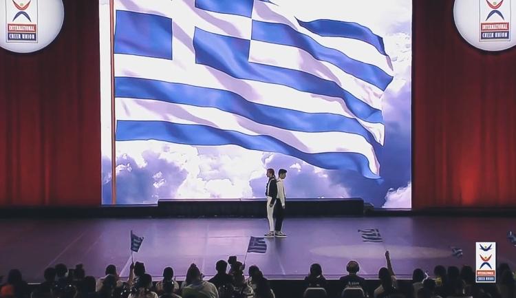 Στην 9η θέση του κόσμου η Ελλάδα στο Παγκόσμιο Πρωτάθλημα Cheerleading