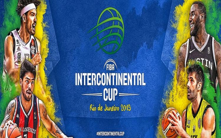 FIBA Intercontinental Cup 2019: Έτοιμη για τη μεγάλη μάχη η ΑΕΚ