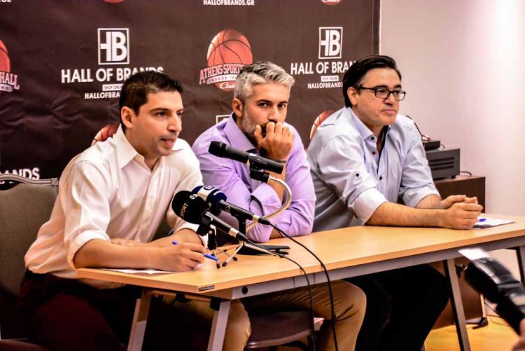 Athens Sports Hall & Hall Of Brands ένωσαν τις δυνάμεις τους (pics-video)