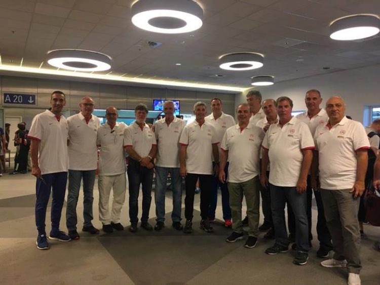 Φιλικό στην Οδησσό οι Παλαίμαχοι του Ολυμπιακού