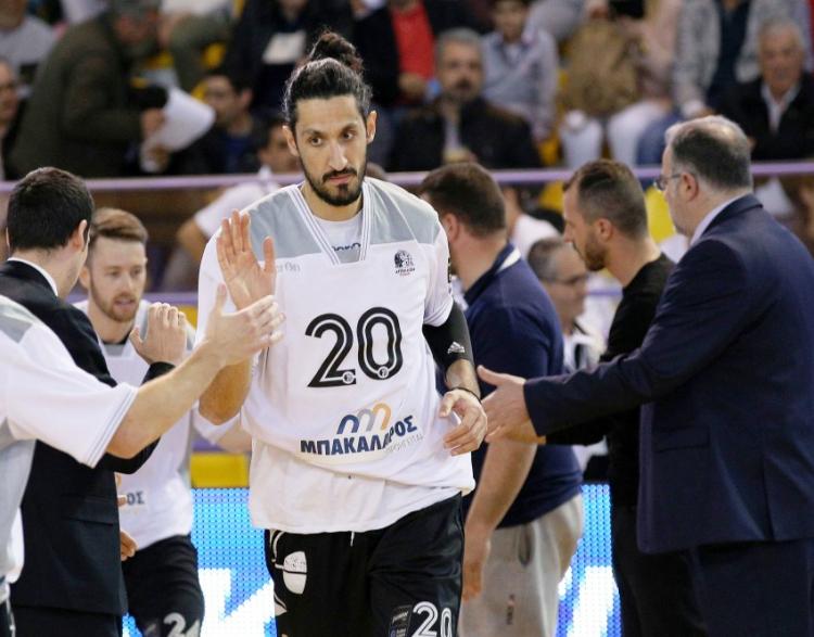 Επιστροφή στην Basket League με Κύμη ο Τσιάρας