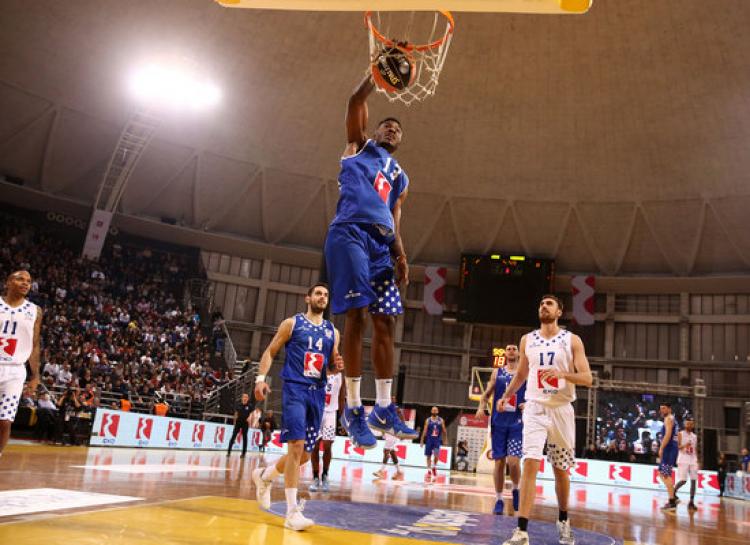 Οι Greek Stars νικητές του 23ου ΕΚΟ All Star Game