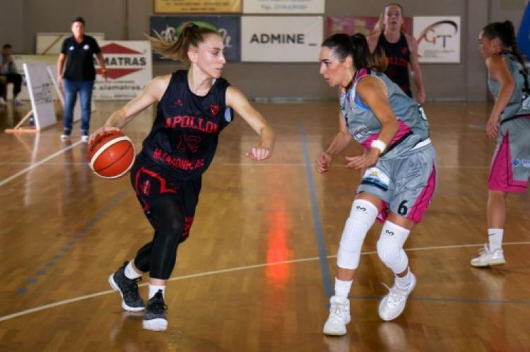 Κύπελλο Γυναικών: Συνέχισαν με νίκες Παναθηναϊκός, Κρόνος, Πυλαία και Παναθλητικός