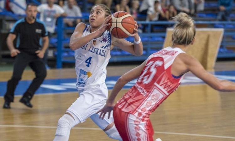 EuroCup Γυναικών: Ιστορική Νίκη της Λευκάδας!