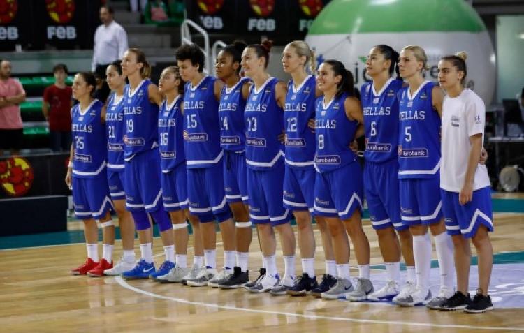 Εθνική Γυναικών: Συνεχίζει με 13 αθλήτριες