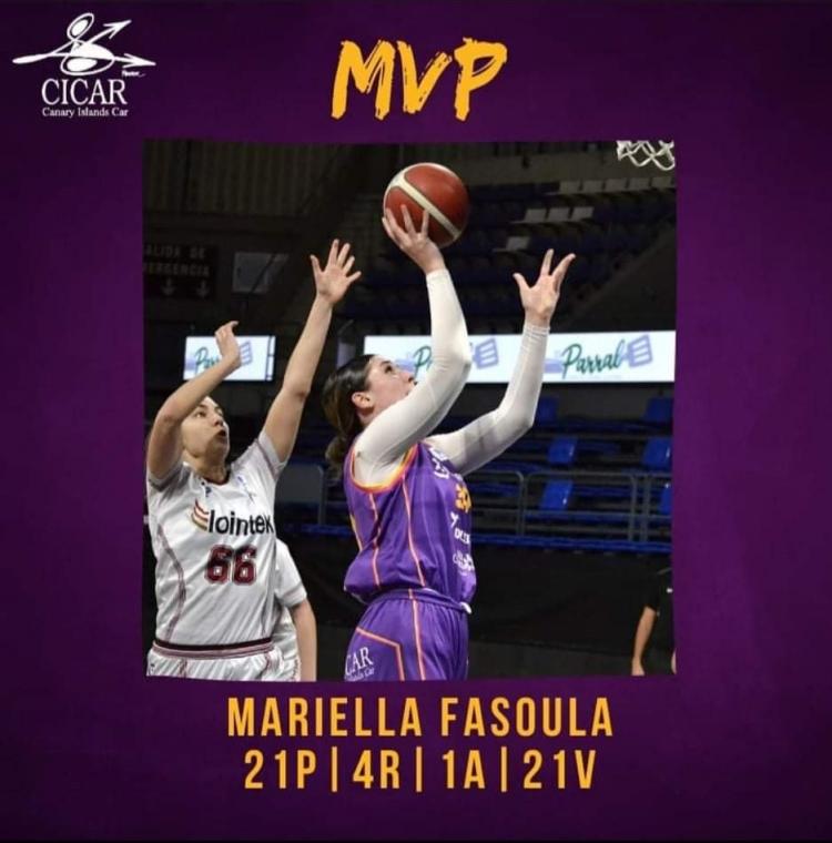 MVP η Φασούλα