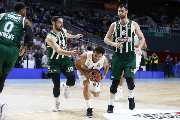 Μεγάλη χαμένη ευκαιρία για break στη Μαδρίτη