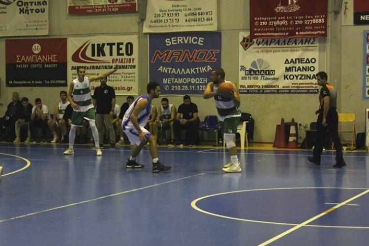 «5Χ5» η Πεύκη,  επιστροφή στις νίκες για Ν. Ιωνία και Γαλάτσι