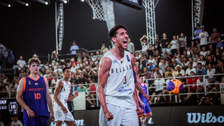 Στην Αμβέρσα το FIBA 3x3 Europe Cup 2020