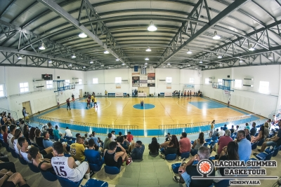 No Names και Molaoi City Warriors  οι Πρωταθλητές 3on3 του LSB 2019