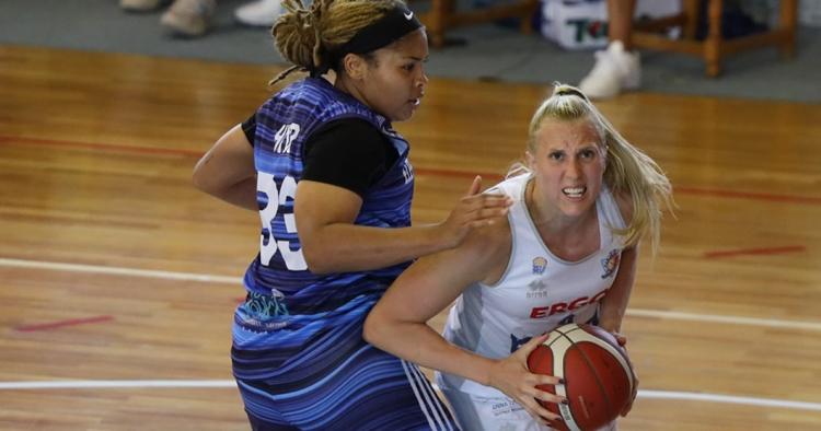 Νίκες για Ελευθερία Μοσχάτου και Ερυθρό Αστέρα στην πρεμιέρα του WATT+VOLT Konitsa 2021 Women's Basketball Tournament