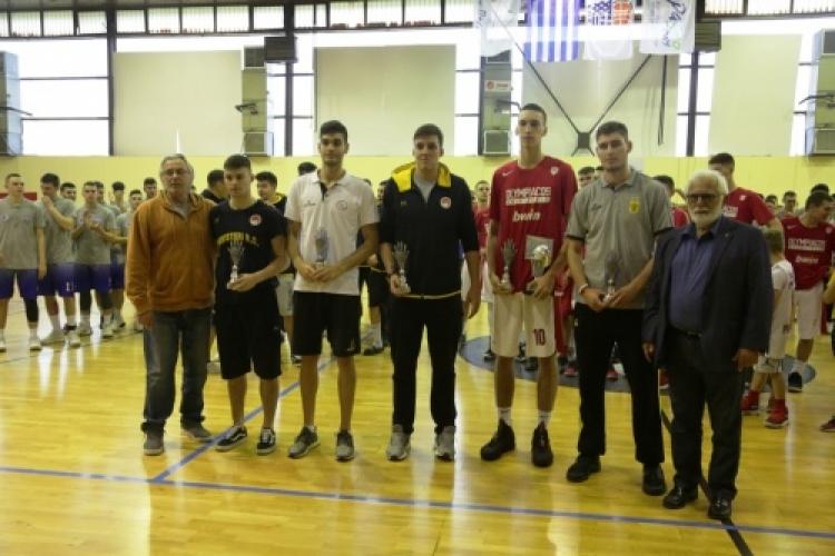Πανελλήνιο Εφήβων: MVP της διοργάνωσης ο Ποκουσέφσκι