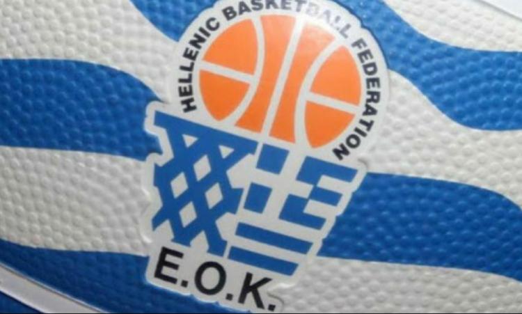 Οι κλήσεις της Εθνικής Εφήβων ενόψει της προετοιμασίας για το Ευρωπαϊκό Πρωτάθλημα