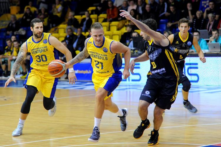 Τα αποτελέσματα της β' μέρας στο FIBA Champions League