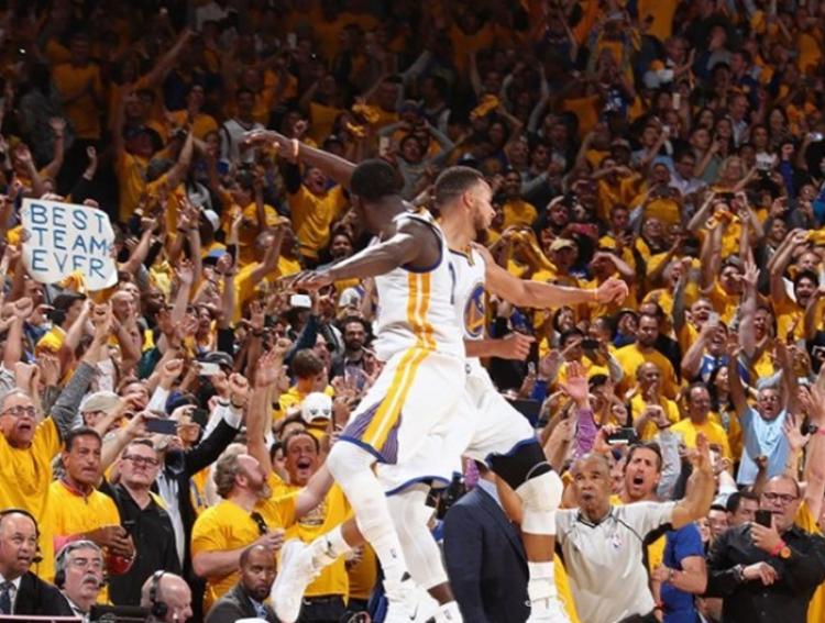 Πρωταθλητές ξανά οι Warriors!