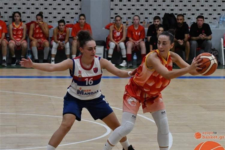 Κύπελλο Γυναικών: Πρόκριση για Ηλιούπολη, Αθηναϊκό, Πυλαία και Παναθλητικό