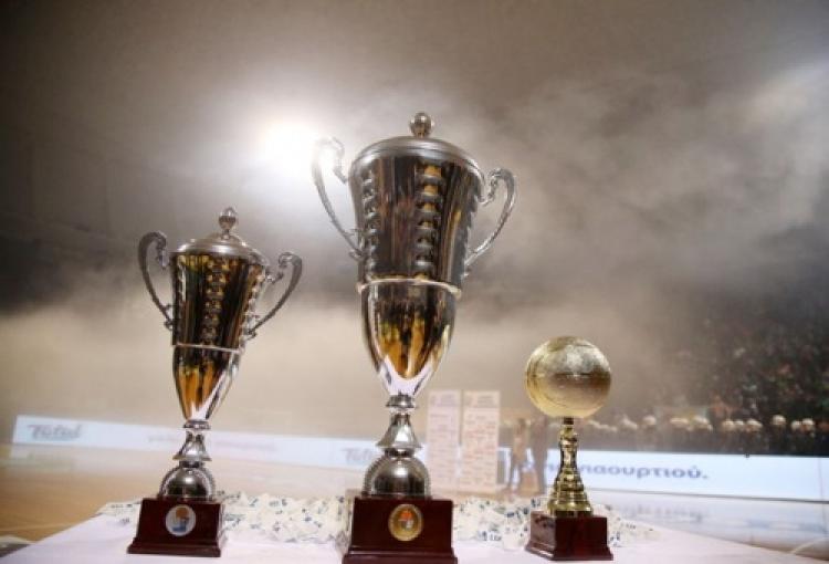 Στις 5 Νοεμβρίου και οι δυο ημιτελικοί Κυπέλλου