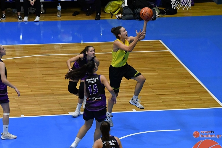 Κύπελλο ΕΣΚΑ Γυναικών: Στον τελικό ο Άρης Χολαργού