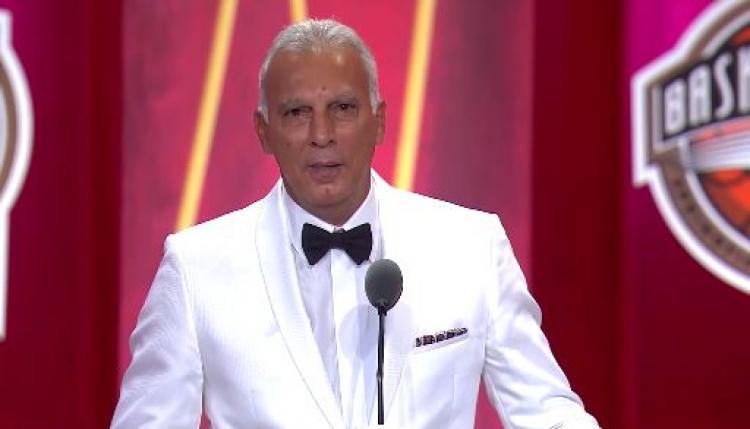 Στο Hall of Fame ο Νίκος Γκάλης!
