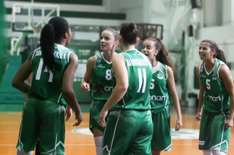 Κύπελλο Γυναικών: Παναθηναϊκός, Κρόνος, Μαντουλίδης και Πυλαία πέρασαν στη Β φάση