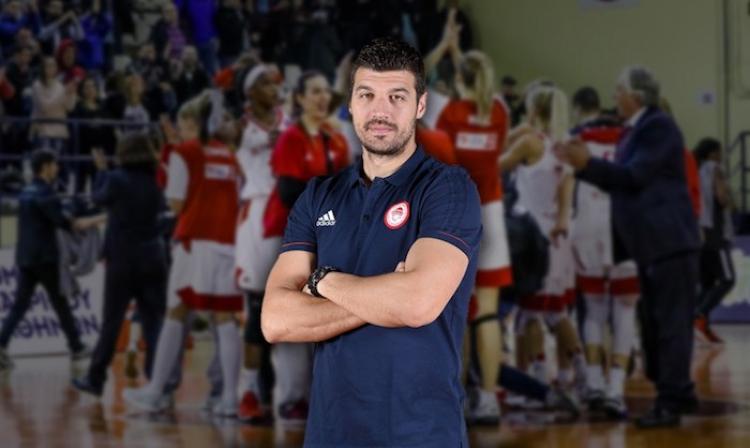 Ο Παντελάκης στο «τιμόνι» του Ολυμπιακού!