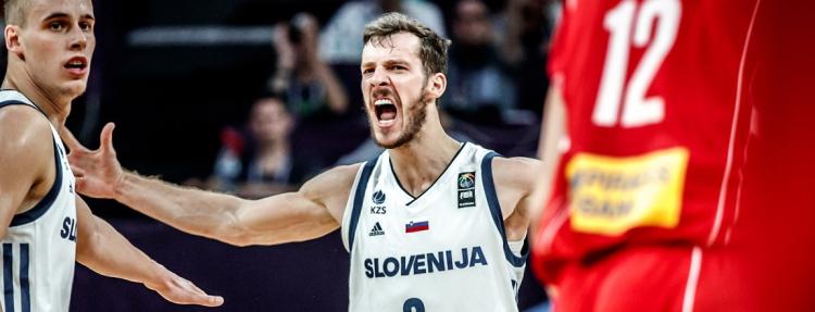 Η Ευρώπη υποκλίθηκε στην... χρυσή Σλοβενία!