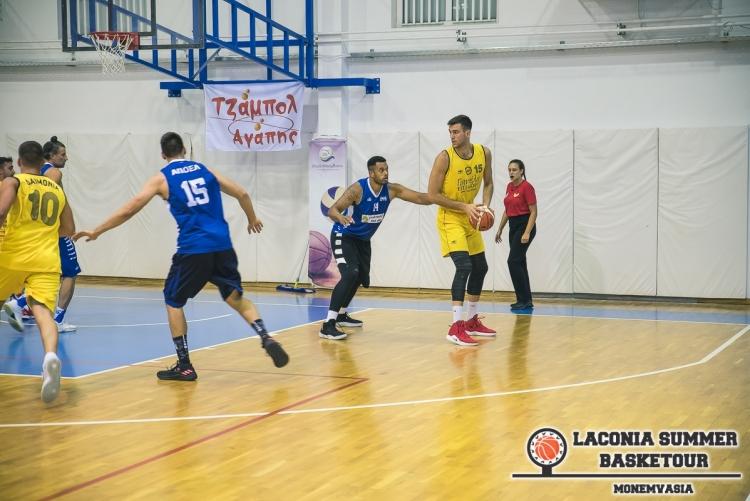 Αντίστροφη μέτρηση για το Final 4 του Laconia Summer Basketour
