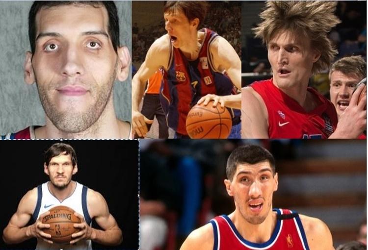 Πέντε «ομορφάντρες» του ευρωπαϊκού μπάσκετ (pics, vids)