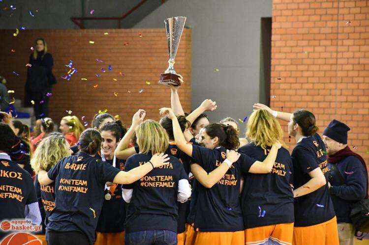 Κύπελλο Γυναικών ΕΣΚΑ: Το σήκωσε ο Αμύντας! (pics)