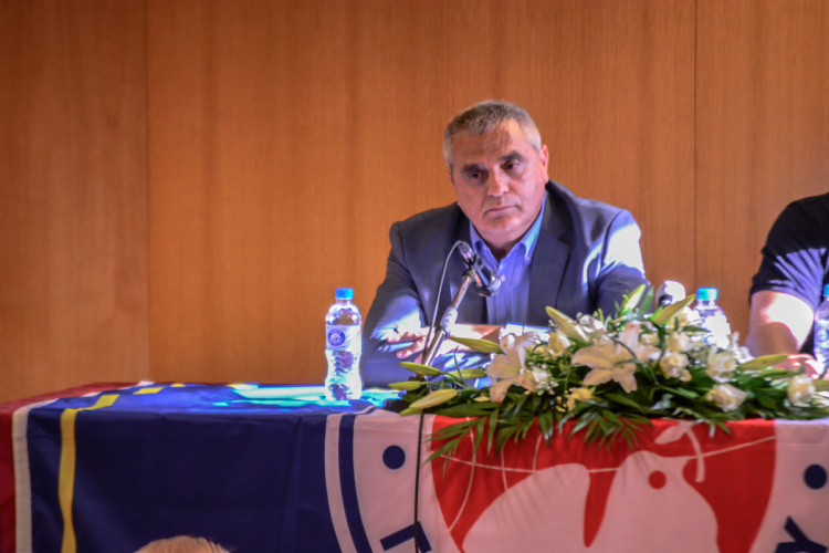 """Αργύρης Πεδουλάκης: """"Να γίνει το Περιστέρι σχολείο για τα παιδιά"""" (video)"""