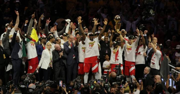Έγραψαν ιστορία οι Ράπτορς, πρωταθλητές NBA για πρώτη φορά