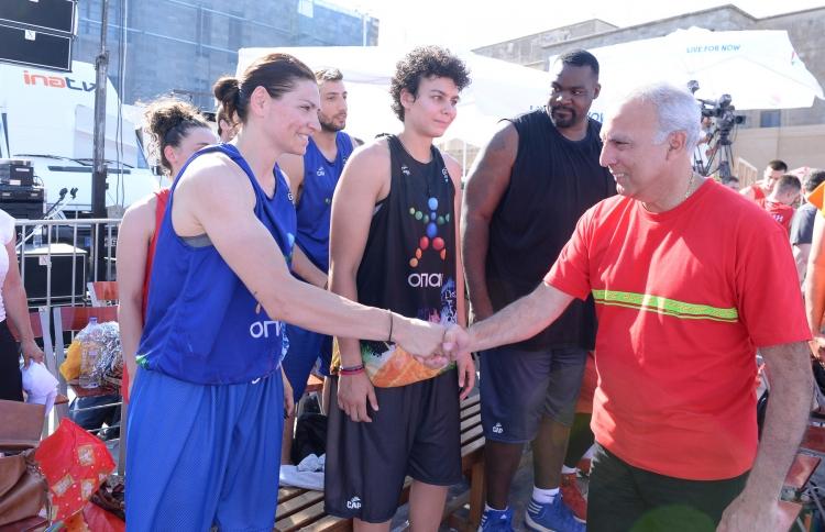 GalisBasketball 3on3: Καθολική αναγνώριση στον Νίκο Γκάλη!
