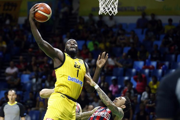 Άνετα στον τελικό του FIBA Intercontinental Cup η ΑΕΚ