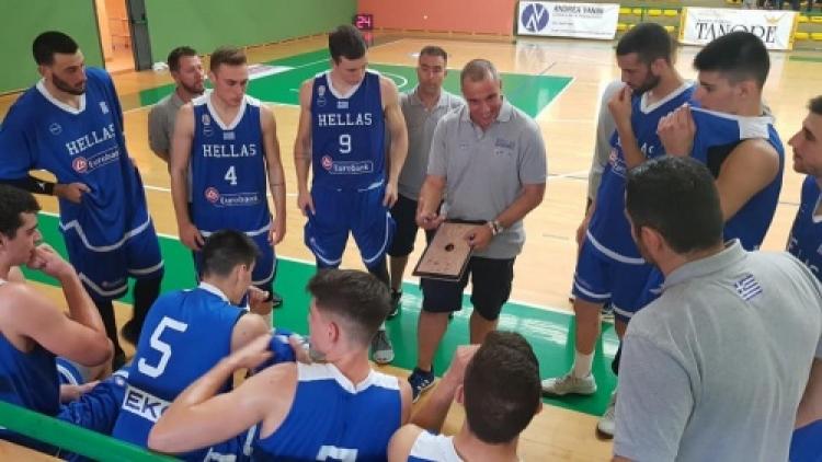 Εθνική Νέων Ανδρών: Ήττα από την Γερμανία στην πρεμιέρα του Τουρνουά της Ιταλίας