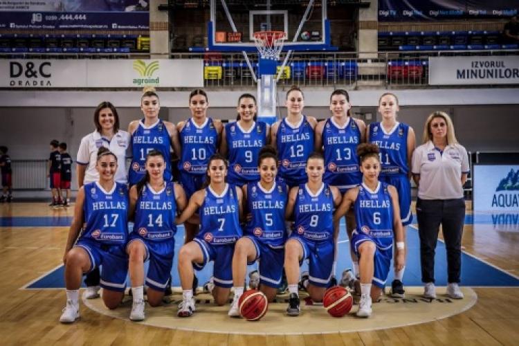 Εθνική Νέων Γυναικών:Πρεμιέρα με ήττα από τη Ρουμανία