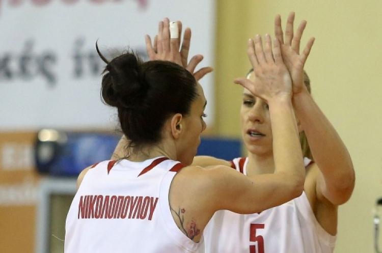 Α1 Γυναικών: Ολυμπιακός-ΠΑΟΚ στον τελικό