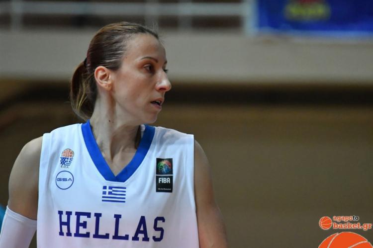 Η FIBA «βγάζει το καπέλο» στην Καλτσίδου
