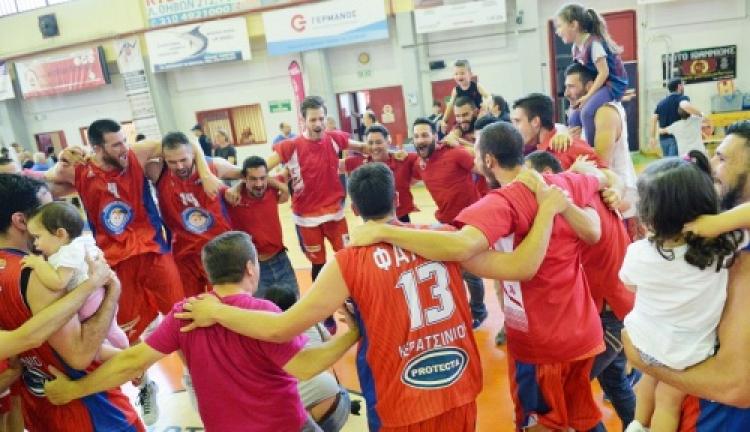 Στην Basket League ο Φάρος Κερατσινίου