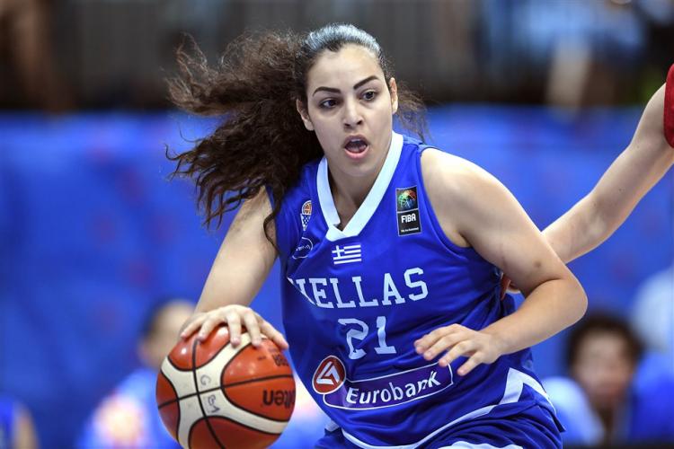 Η Χριστινάκη ανάμεσα στις παίκτριες που ντεμπουτάρουν σε Παγκόσμιο και ξεχωρίζει η FIBA