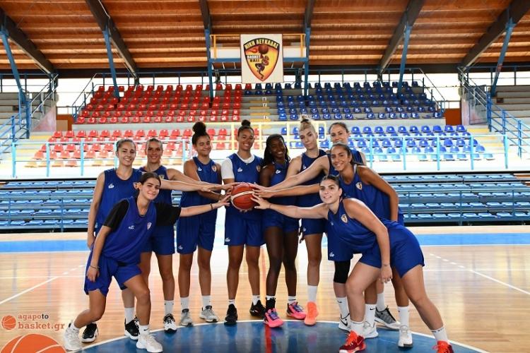 Σωτήρης Σκιαδαρέσης: «Να δοθεί προσοχή στο μπάσκετ γυναικών»