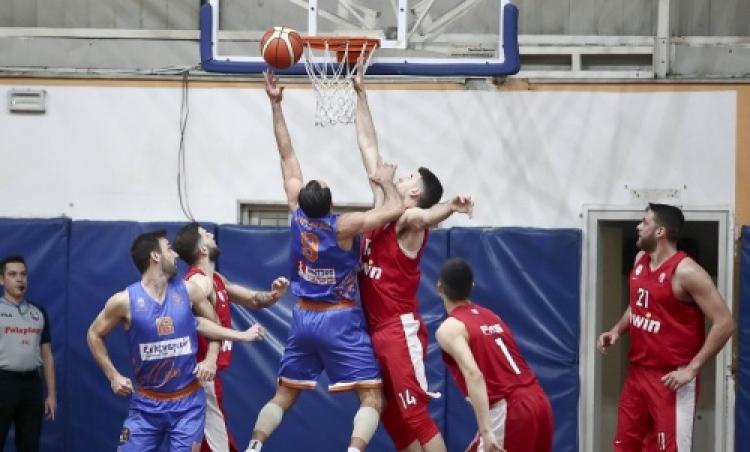 Α2: Νέα νίκη για Χ. Τρικούπη, ανεβαίνει ο Ολυμπιακός Β'
