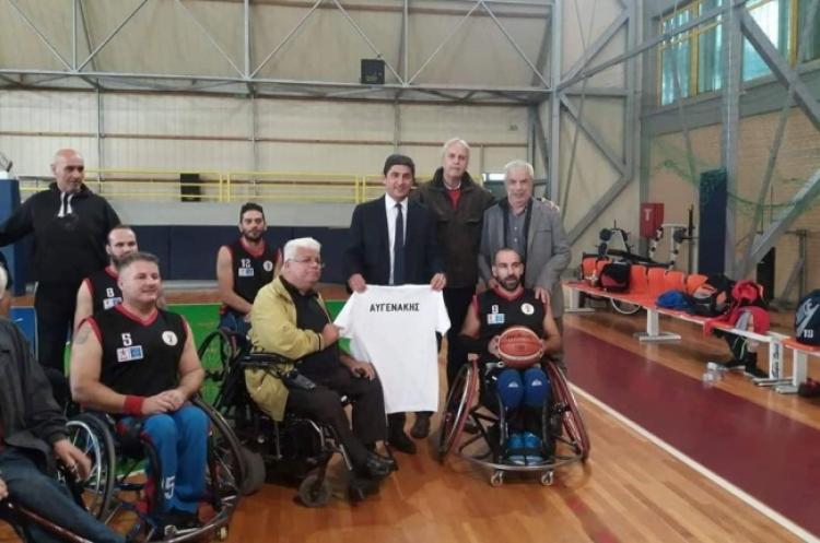 Ο Άτλας γιόρτασε την Παγκόσμια Ημέρα Ατόμων με Αναπηρία