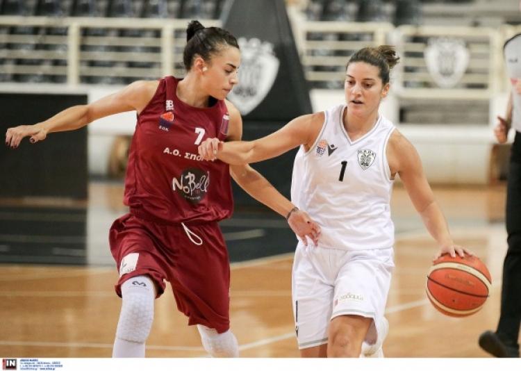 """Κύπελλο Γυναικών: Ο ΠΑΟΚ στους """"8"""""""