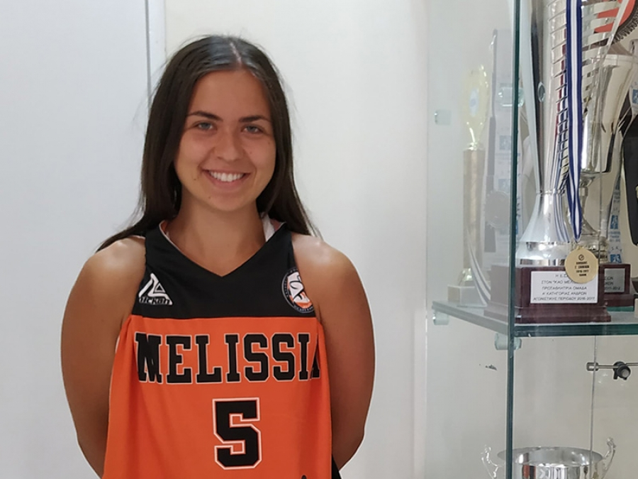 Η Νάντια Βελέντζα στα Μελίσσια - Το μπάσκετ όπως το παίζουμε στη ...