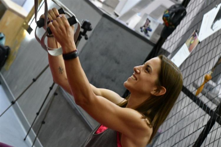 Κατερίνα Σπαθάρου: «Έχω μεγάλο κίνητρο και ανυπομονώ!» (vid, pics)