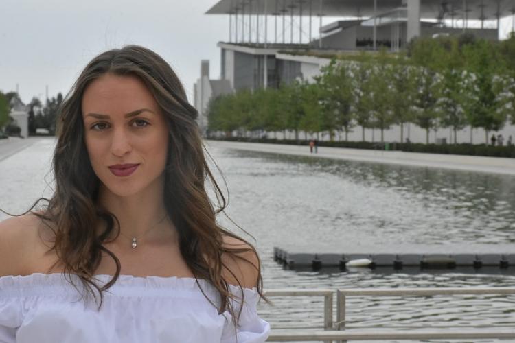 Αναστασία Τσέρου: «Θέλω να παίξω στην Α1»