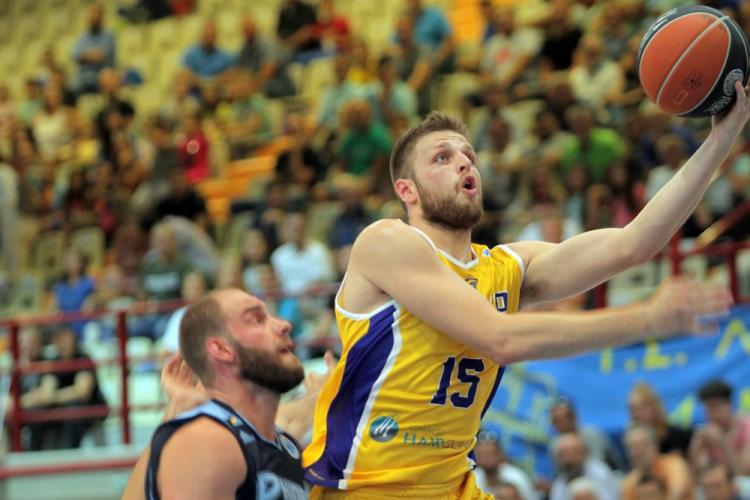 FIBA Europe Cup: Έκανε το πρώτο βήμα για την πρόκριση το Λαύριο