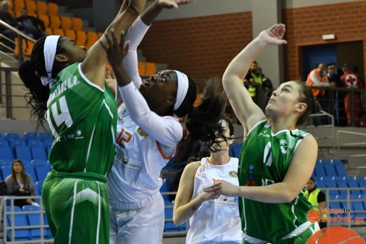 Κύπελλο Γυναικών: Τρίτη θέση για τη Δάφνη Αγίου Δημητρίου