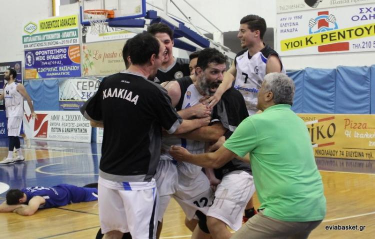 «Η ισχύς εν τη ενώσει στο Χαλκιδέικο μπάσκετ»